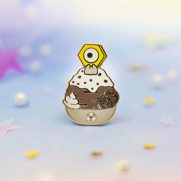 Meltan Shaved Ice Pin
