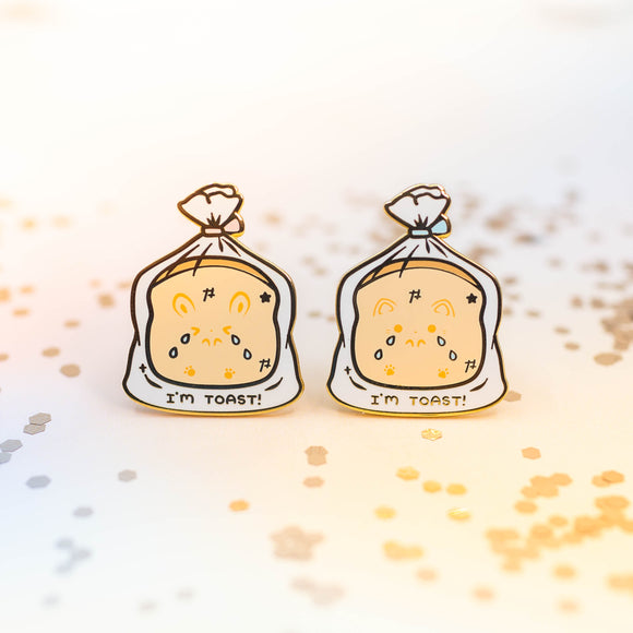 PATREON PIN // I'm Toast!