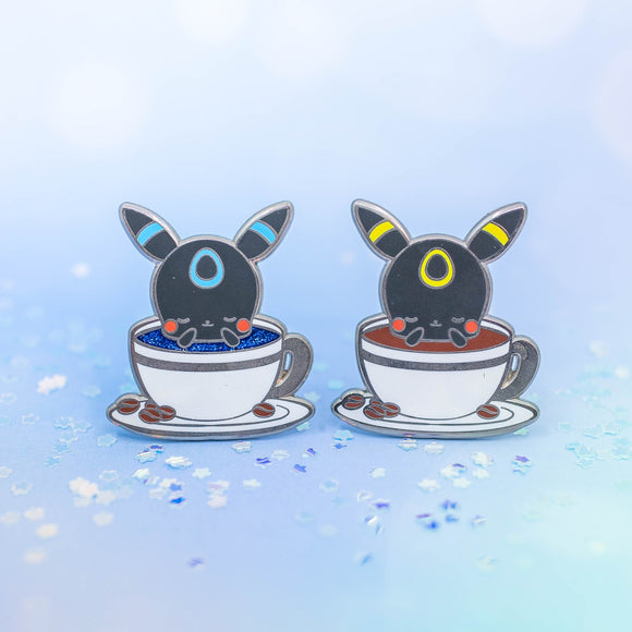 Umbreon Coffee Pin