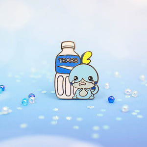 Sobble Bottle of Tears Pin