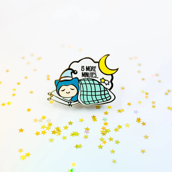 Snorlax Lazy Pin