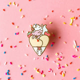 Animal Crossing // Merengue Enamel Pin