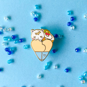 Animal Crossing // Marshal Enamel Pin