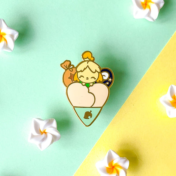 Animal Crossing // Isabelle Crepe