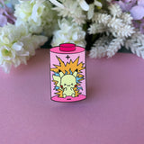 Pikachu Battery Enamel Pin