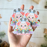 Animal Crossing Profiles Sticker Pack