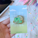 Bulbasaur Gin & Tonic Pin