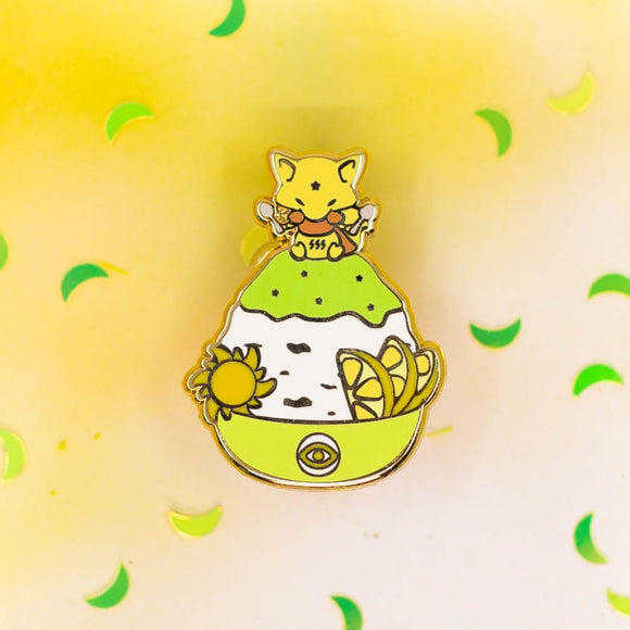 Alazakam Shaved Ice Pin