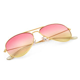Women's Gradient Aviators Glasses