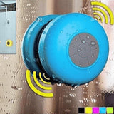 Waterproof Built-in Mic Bluetooth Shower Speaker