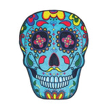 Sugar Skull Beach Blanket