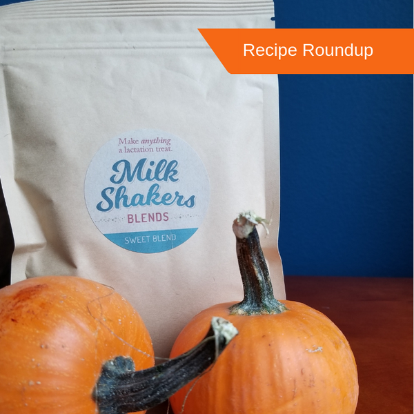 Pumpkin Recipe Round-Up For Nursing Moms