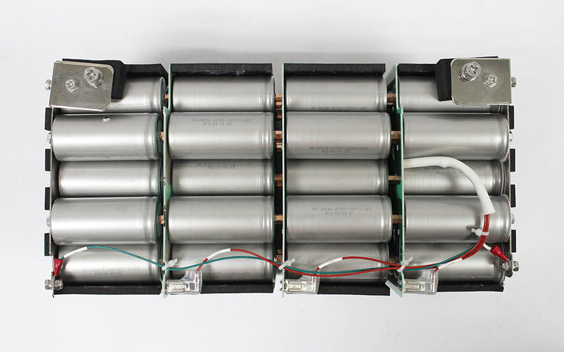 Lithium Battery Cell Production line Video.