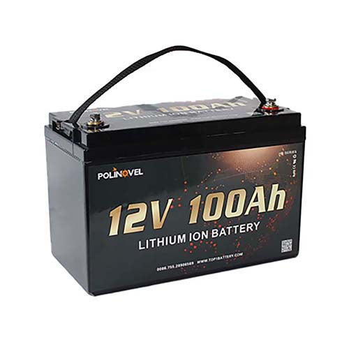 12V 120Ah Lithium Battery  LiFePO4  HD Series