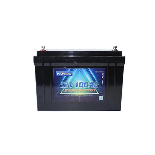 LiFePO4 battery Bluetooth Novel Series 12V 100Ah