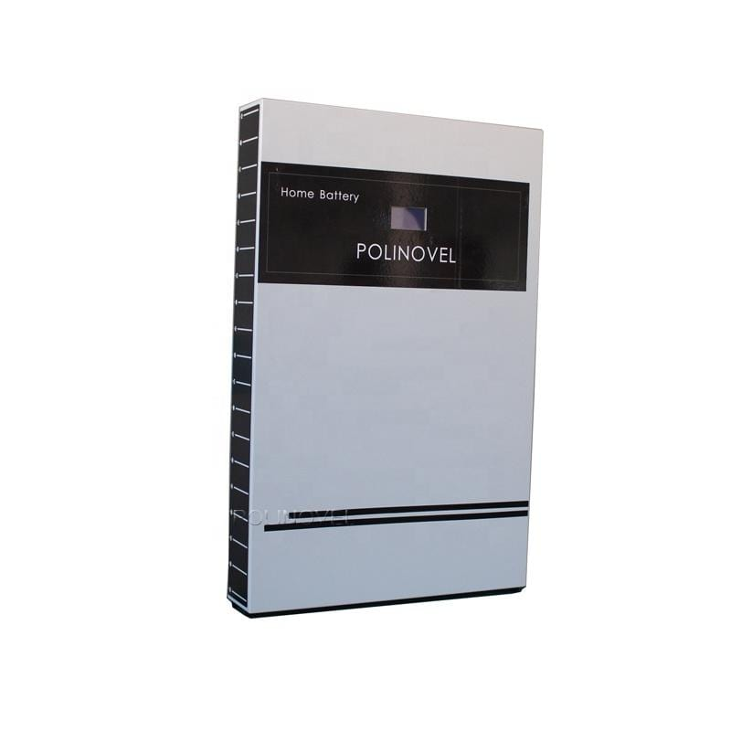 V Series wall mounted home battery for Solar Storage