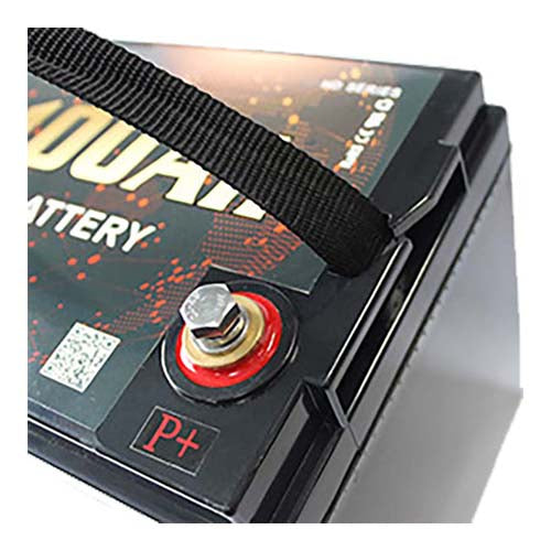 12V 100Ah Lithium Battery  LiFePO4  HD Series