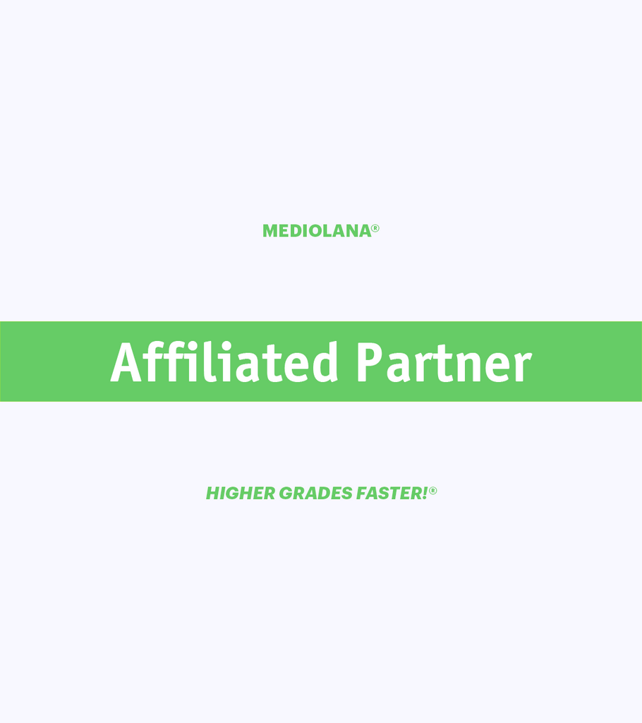 Higher Grades Faster!® Affiliated Partner™ Status