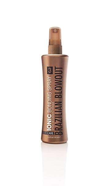 NEW Brazilian Blowout Ionic Bonding Spray Step 3 3.4oz