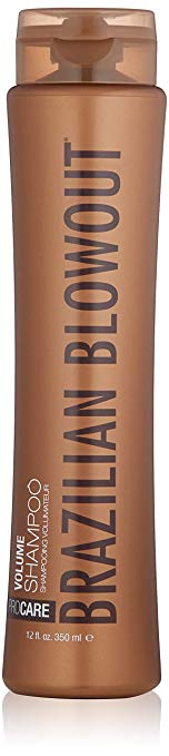Brazilian Blowout Volume Shampoo 12oz