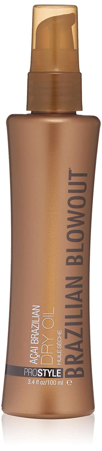 BRAZILIAN BLOWOUT Acai Brazilian Dry Oil, 3.4 Fl Oz
