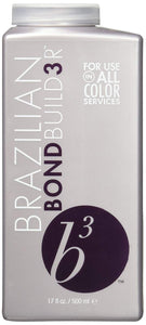 Brazilian BondBuilder B3 Brazilian Bond Builder Pro Size Treatment for Unisex, 17 Ounce