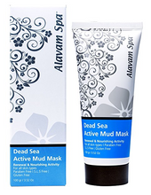 Load image into Gallery viewer, Alavam Dead Sea Active Mud Mask 3.52oz