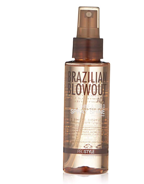 BRAZILIAN BLOWOUT Acai Shine & Shield Spray Shine 4oz.