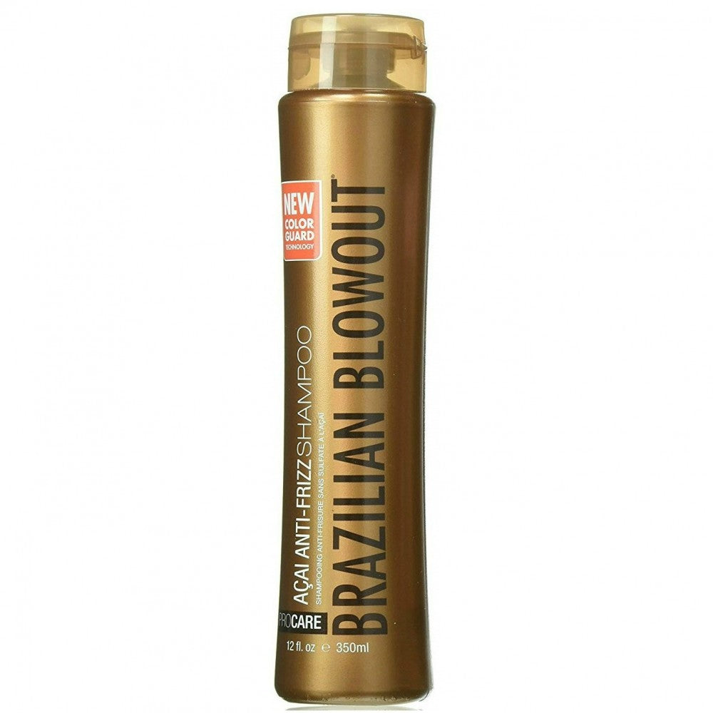 Brazilian Blowout Acai Anti Frizz Shampoo 350 ml/ 12 fl. oz.