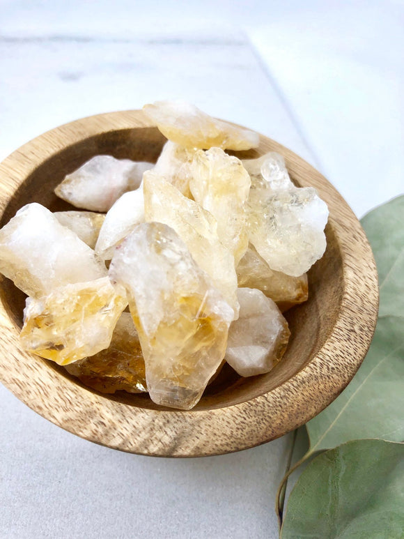 Citrine Crystals - Bauxpeep Boutique
