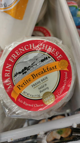 Marin French Cheese Petite Breakfast 4 oz