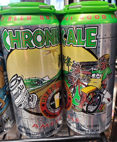 Pizza Port Chronic Ale 16oz 6pk Cans