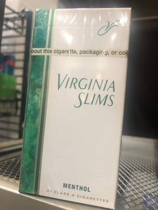Virginia Slims Menthol