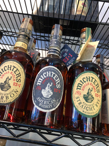 Michter's Straight Rye 750ml