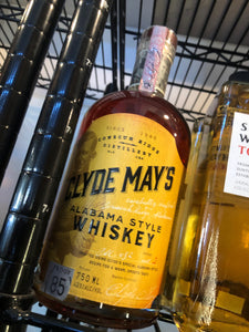 Clyde May's Alabama Style 750ml