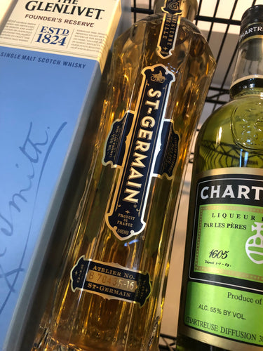 St. Germain Liqueur 750ml