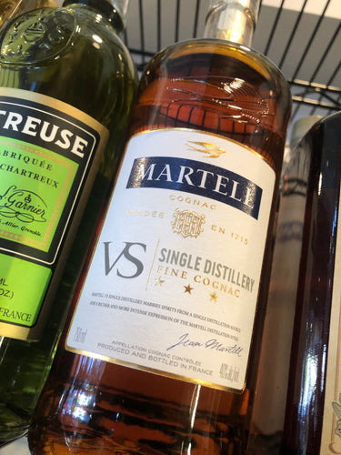 Martell VS Single Distillery 750ml
