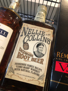 Nellie Collins Root Beer Whiskey 750ml