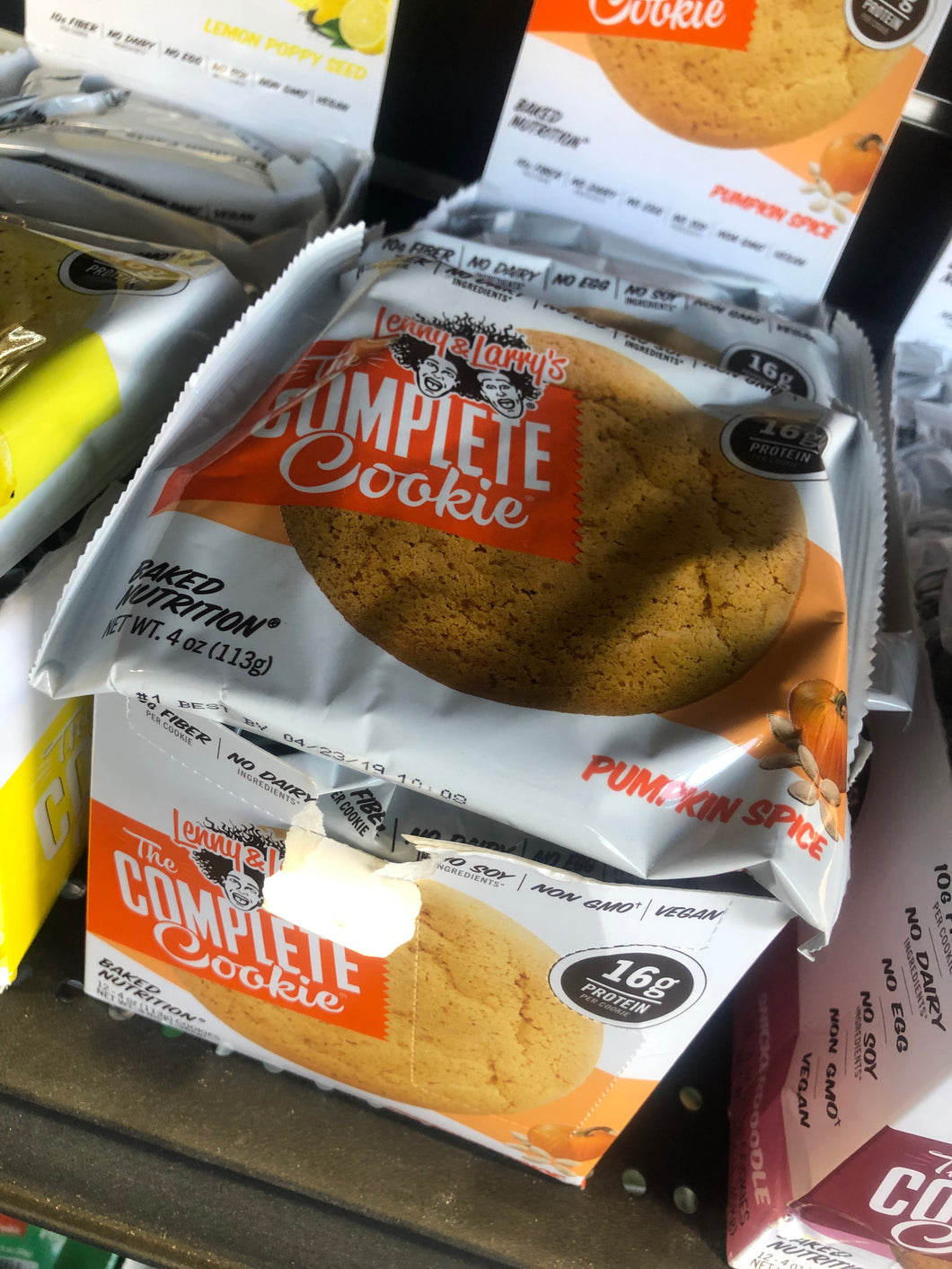 The Complete Cookie Pumpkin Spice