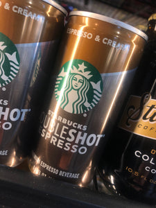 Starbucks Double Expresso 6.5oz