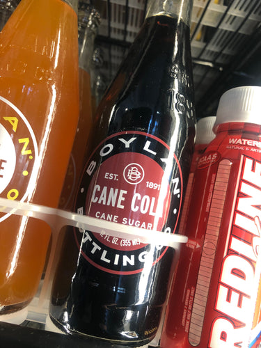 Boylan Orange Cane Cola 12oz