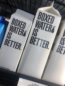 Boxed Water 1 Liter