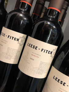 Leese-Fitch Pinot Noir 2016