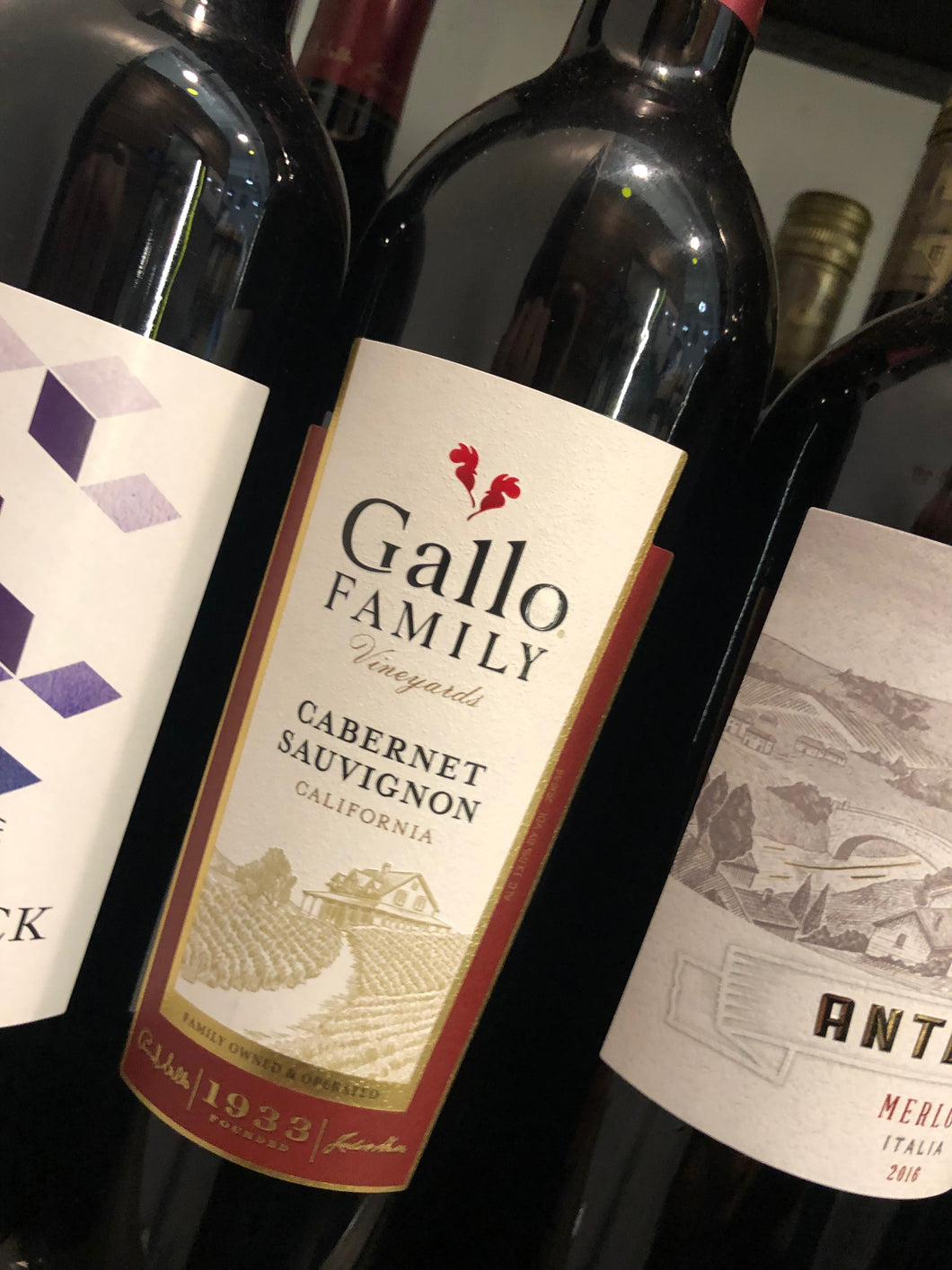 Gallo Family Cabernet Sauvignon