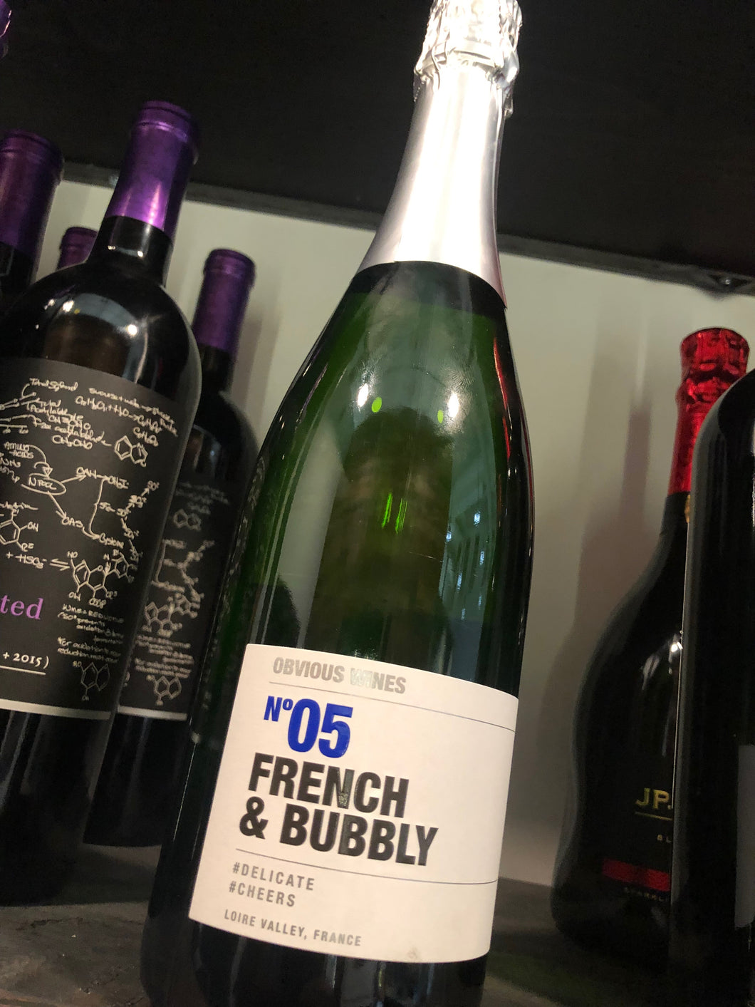 Obvious No. 5 French & Bubbly 750ml