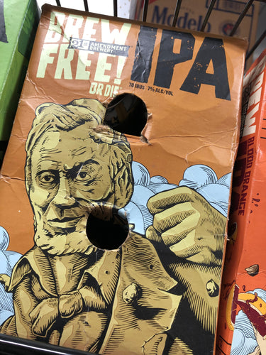 21st Amendment Brew Free or Die IPA 12oz Cans 6 pk