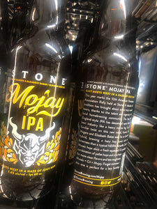 Stone Mojay IPA 22oz Bottle