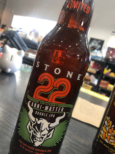 Stone 22nd Anniversary Anti-Matter Double IPA 22oz