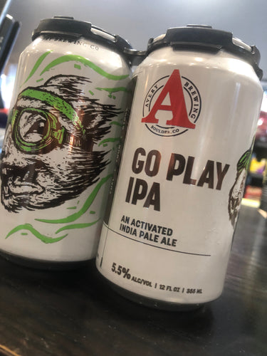 Avery Go Play IPA 12oz Cans 6 pk