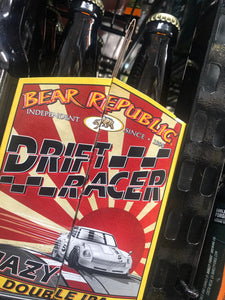 Bear Republic Drift Racer Double IPA 12oz Bottles 6 pk